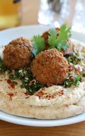 Mezze libanais