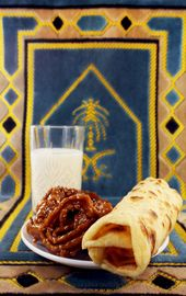 Recettes spéciales ramadan