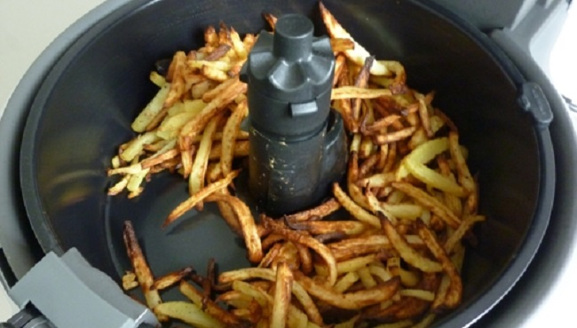 Avis friteuse sans huile