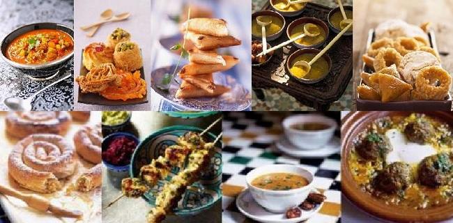 Chhiwat choumicha pour ramadan - Cuisine maghrebine pour ramadan ...