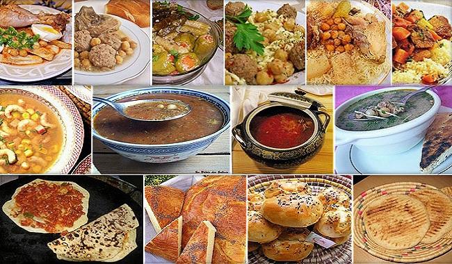 Classiques de cuisine Algérienne
