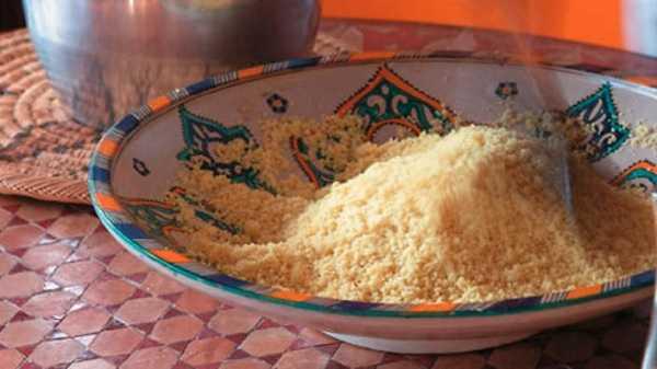 Comment préparer la semoule pour couscous