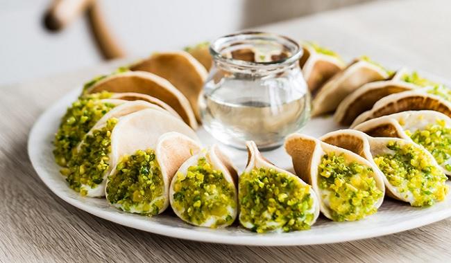 Dessert Libanais