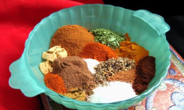 Utilisation des épices dans la cuisine Marocaine