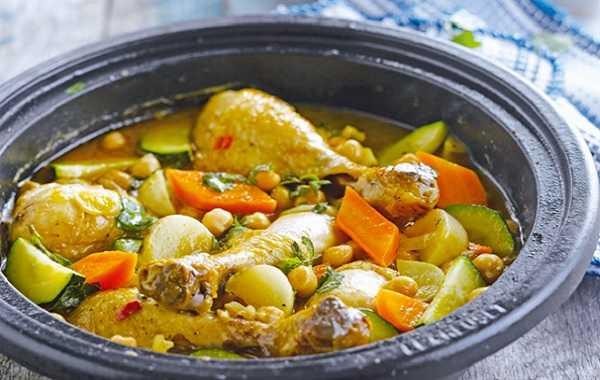 Légumes pour couscous congelés