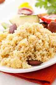 Couscous Algériens