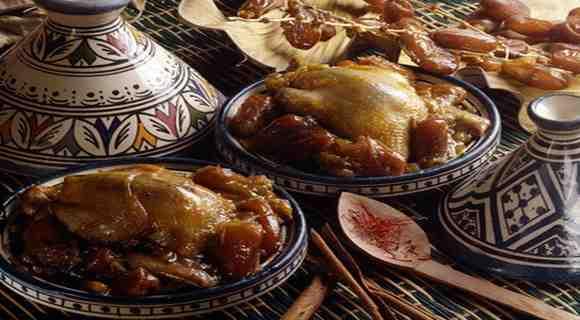 La Cuisine marocaine Sasagite