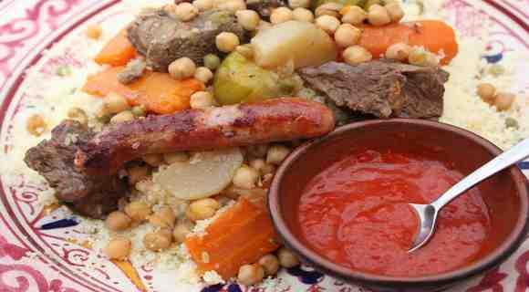 Recettes de Couscous Tunisiens