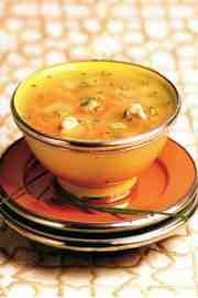 Soupes Libanaises