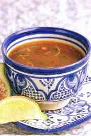 Soupes Marocaines