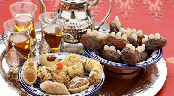 Fin du mois de Ramadan Gateaux-de-l-aid