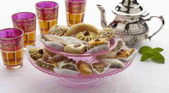 Gateau oriental mariage recette