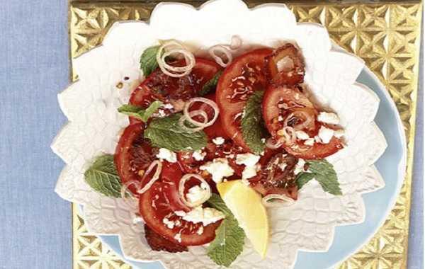 Tomates à la Feta