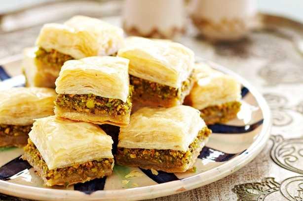 baklawa pistache facile  Choumicha  Cuisine Marocaine Choumicha , Recettes