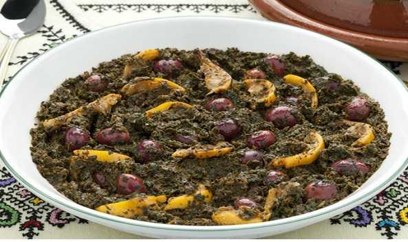 Salade de Mauve (Bakoula)