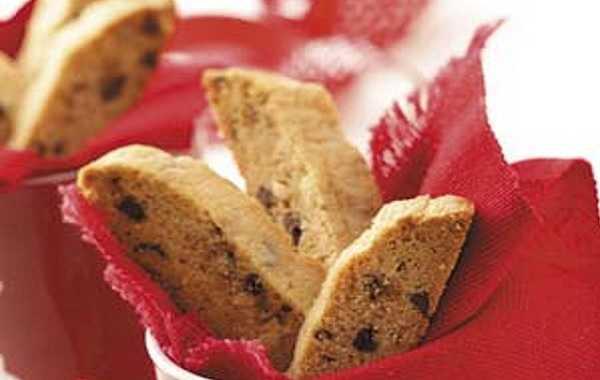Biscuit aux pépites de chocolat