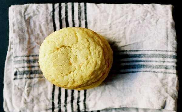 Biscuits au safran et épices