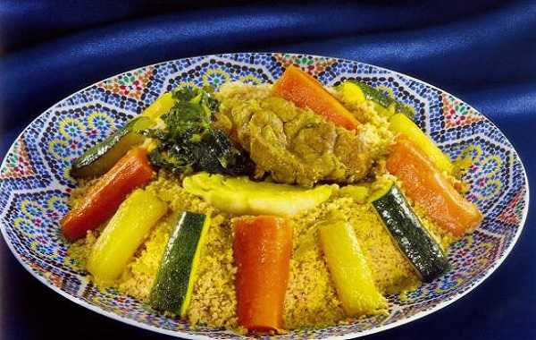 Couscous d'orge-Balboula