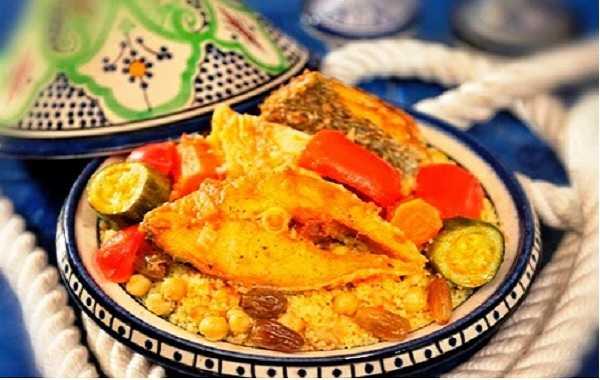 Couscous d'Essaouira