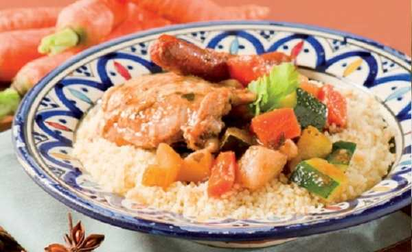 Couscous royal express