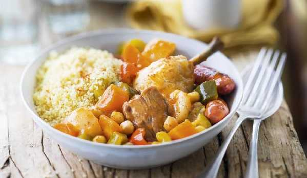 Couscous Royal rapide