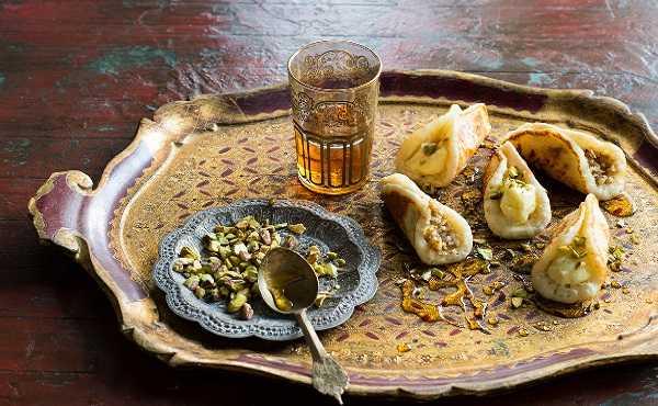 Crêpes libanaises- Atayef
