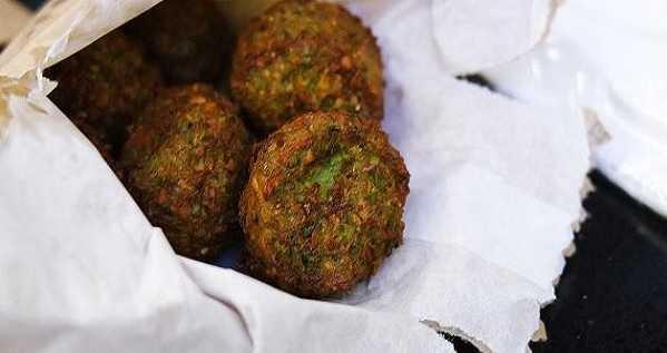 Croquettes de pois chiches- Falafel