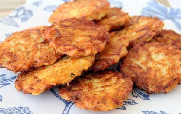 Galettes de pommes de terre au paprika