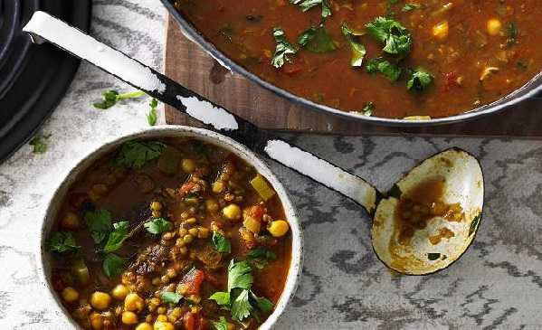 Harira (Soupe marocaine du ramadan)