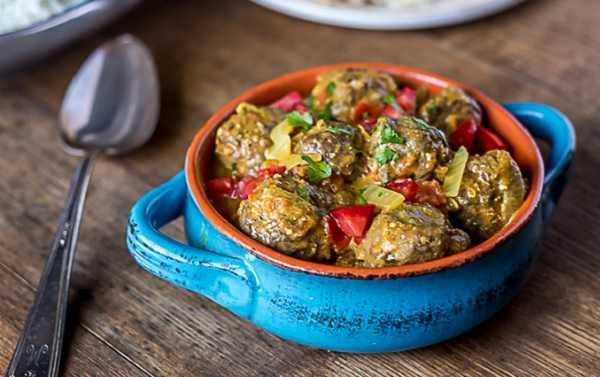 Kefta de Poisson aux légumes