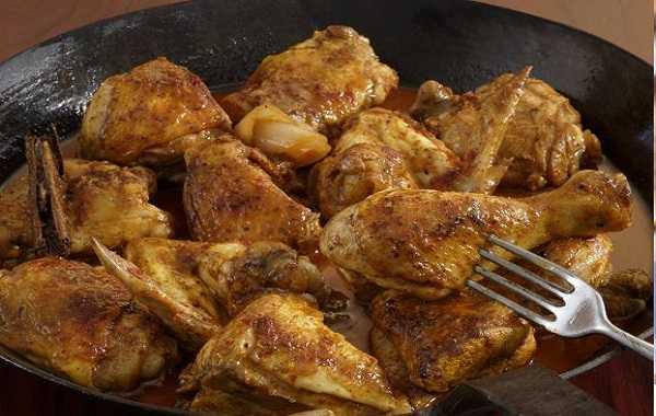 Pilons de poulet grillés au four