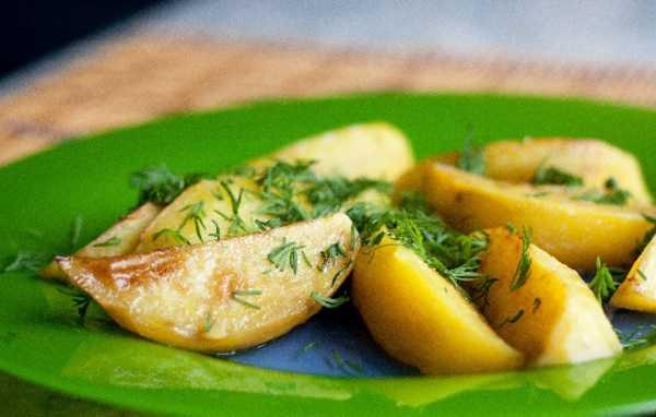 Pommes de terre safranées