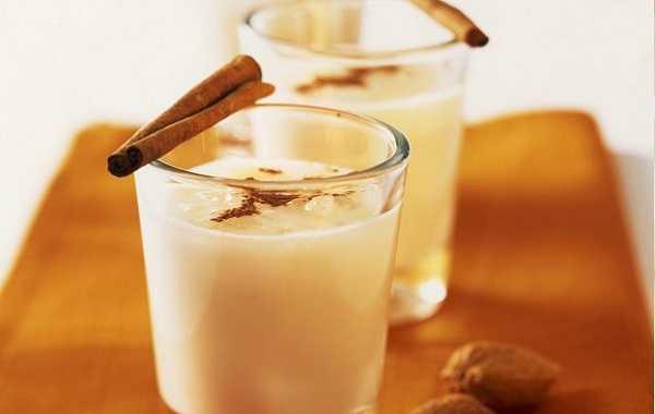 Riz au lait et aux amandes