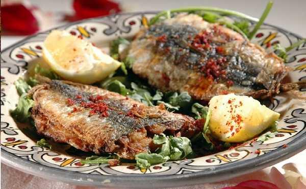 Sardines mariées