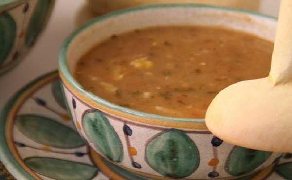 Soupe Marocaine du Ramadan