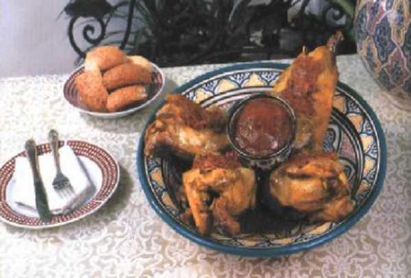 Tajine de poulet au potiron