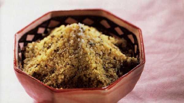 Couscous à lavande sauvage