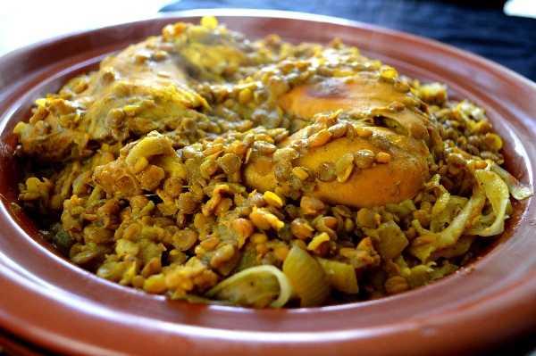 Couscous au parfum du Maroc