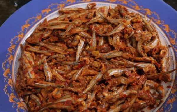 Couscous aux sardines