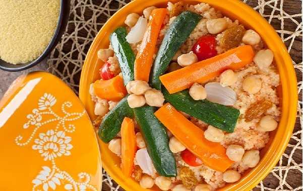 Couscous de Tlemcen