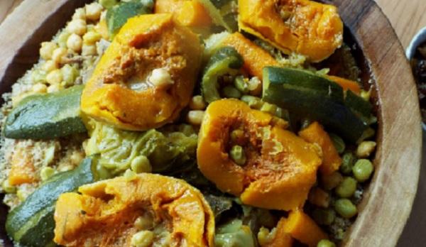 Couscous de Mhamid El ghizlane