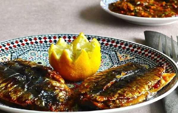 Sardines cherka