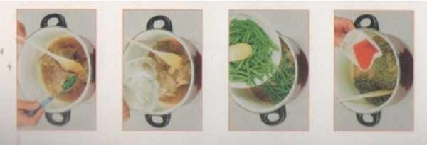 Tajine de veau aux haricots verts2