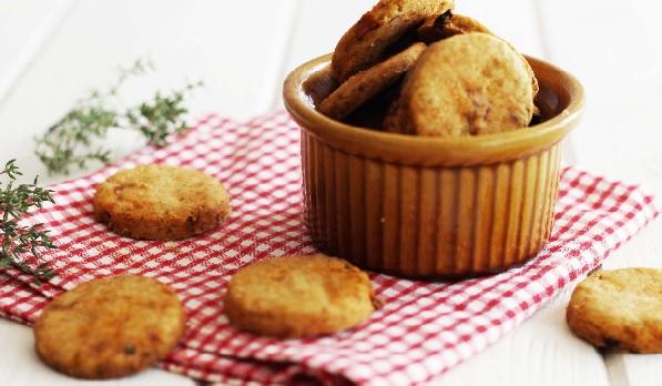 Biscuits au Paprika
