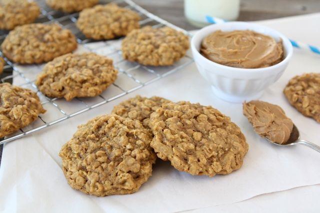 Biscuits d'avoine