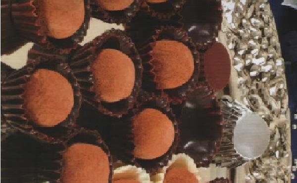 Boules aux 2 chocolats