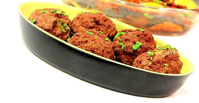 Hamim- Boulettes de viande à la juive