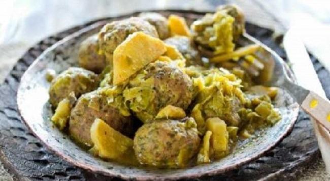 Boulettes de viande de Chabat