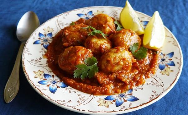 Boulettes de Merlan à la sauce tomate