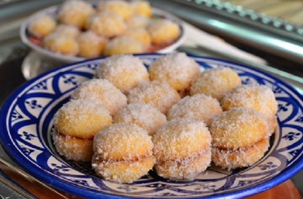 Boulettes à la noix de coco